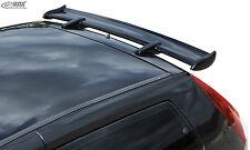 RDX TETTO SPOILER FIAT PUNTO TIPO 188 POSTERIORE SPOILER posteriore tetto Spoiler ala posteriore