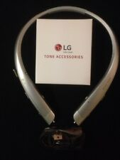 LG TONE PLATINUM HBS-1100 Wireless Stereo Bluetooth Headset Earbuds In-Ear  W13D