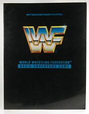 The Official World Wrestling Federation Basic Adventure Game Jeff Arnett (Editor