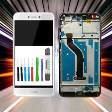 Original Huawei P8 Lite 2017 PRA-LA1 LCD Display TouchScreen + Rahmen Weiss+TOOL
