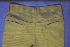Vintage Levis Big E Stripe Pants Womens Slacks Sta Prest Straight Leg 30 Waist