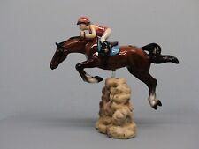 Hagen Renaker Specialty Horse Jumping Wall