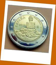 2 Euro Gedenkmünze Spanien 2014 - 100 Jahre Park Güell - Gaudi - Neu