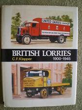 British Lorries 1900 - 1945 / alte britische Fahrzeuge Austin McLaren Dogde Ford