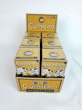 McFarlane Toys Cuphead Blind Box Buildable Figures Lot of 12 With Display Box