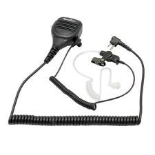 Heavy duty Palm Speaker for Motorola HMN9030 GP300 + 3.5mm plug Earpiece