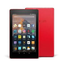 "Amazon Kindle Fire 7 (7th Gen) 1.3Ghz 16GB Wi-Fi 7"" Tablet e-Reader - Red"