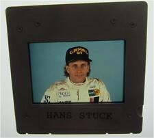 HANS STUCK F1 March, Brabham, Shadow, ATS 24 HOURS LeMANS ORIGINAL SLIDE 1