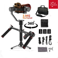 New MOZA Air 3-Axis Gimbal Stabilizer For DSLR Camera with Thumb Controller