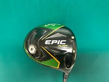 Callaway Epic Flash 12* Stiff Flex Driver