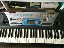 YAMAHA PSR-170 PORTATONE 61 Key Full Size Portable Keyboard  NO Power Supply