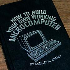 1980 Build an Intel 8080 Microcomputer TIL311 LED Altair 8800 IMSAI E&L MMD-1