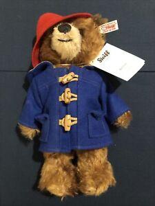 Steiff 664656 PADDINGTON BEAR Movie Edition