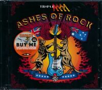 Triple M Ashes Of Rock 2-disc CD NEW Cold Chisel Midnight Oil Paul Kelly