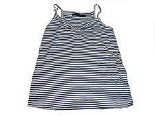 Calvin Klein tolles Top Gr. 128 / 134 blau-weiß geringelt !!