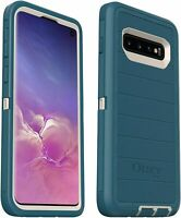 OtterBox Defender Series Rugged Case Only for Samsung Galaxy S10 - Big Sur