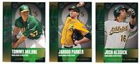 2013 Topps Series 1 Chasing The Dream Jarrod Parker Oakland Athletics CD-21