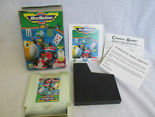 Nintendo NES Micro Machines Gold Game w/Original Box, Case & Manual COMPLETE!!!
