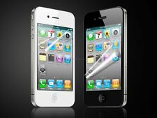 CLEAR FULL BODY Screen Shield Protector FRONT + BACK iPhone 4 4S 4G USA Seller