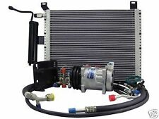 JEEP A C COMPRESSOR UNDERHOOD UPGRADE PACKAGE R12 FREON TO R134A