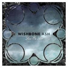 Wishbone Ash Live On Air CD NEW SEALED 2010