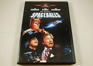 Spaceballs DVD Mel Brooks, John Candy, Rick Moranis, Bill Pullman, Daphne Zuniga