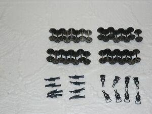 H0 DC Radsatz Konvolut 32x Roco 40198 + Roco Kurzkupplungen + Bügelkupplungen