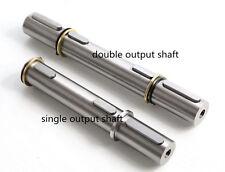 single shaft Worm gear reducer output shaft NMRV40