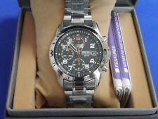 Seiko International Model SND375PC Men's Watch