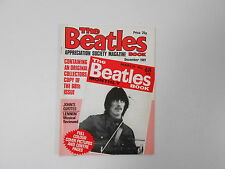 BEATLES BOOK MONTHLY Magazine DECEMBER 1981 ISSUE 68  3-A 2 OF 2