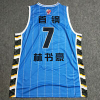 China Jeremy Lin #7 Beijing Basketball Jerseys Linsanity Taipei LinShuhao Jersey