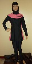 Full Cover Modeste Swimwear Maillot de bain burkini musulman islamique Beachwear