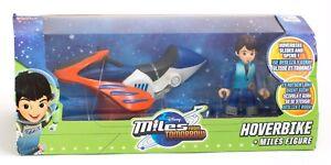 Miles from tomorrow - Miles von Morgen Hoverbike und Miles Action Figur NEU