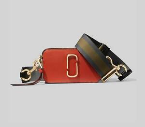 Marc Jacobs Snapshot Small Camera crossbody bag -peach blossom multi