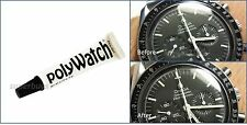 PolyWatch Scratch Remover Watch Face Clear Polish Plastic Acrylic Crystal Repair