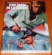 CON FURIA EN LA SANGRE / The Deadly Trackers - English Español DVD R2 Precintada