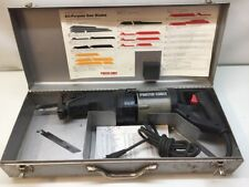 PORTER CABLE 637 CORDED ELECTRIC RECIPROCATING SAW WITH METAL CASE