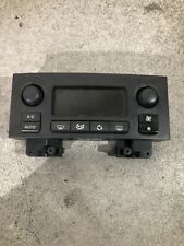 PEUGEOT 307 SW HEATER CLIMATE CONTROLS 9646627977 2007