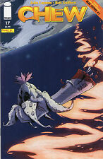 CHEW #19 Image Comic 1st FIRST Print SOLD OUT Near Mint to NM+