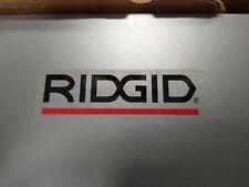 Ridgid 38625 12r Metal Carrying Case