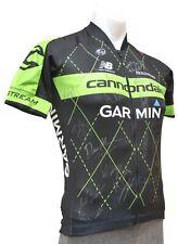 Castelli 2015 Cannondale Garmin Pro Cycling Team Signed Short Slv Jersey MEDIUM