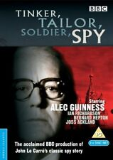 Tinker Tailor Soldier Spy Complete BBC Series DVD 1979