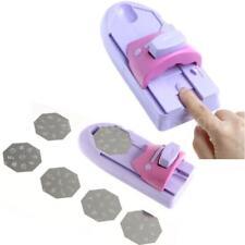 Nail Art Diy Printer Print Printing Pattern Stamp Manicure Machine Stamper L1T1