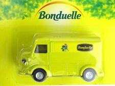 HÜMMER Werbemodell BONDUELLE 1:43 CITROEN H Truck Fourgon 1200 KG HY Tub OVP n/b