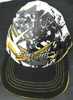 BOMBARDIER CAN AM ATV MENS WOMANS EMBROIDERED CAP HAT SMALL MEDIUM NWOT (923)