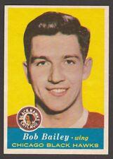 1957-58  TOPPS  # 19  BOB BAILEY   INV J415