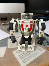 Transformers Vintage Rare Wheeljack. Gen 1 G1,1980. Well used