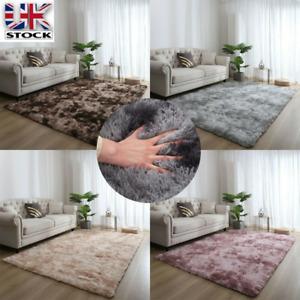 Fluffy Faux Fur Sheepskin Rug Non Slip Large Floor Carpet Rugs Mat Plush Soft XL