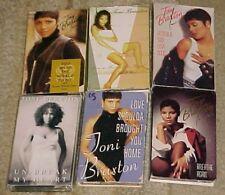 Toni Braxton 6 - Cassette Singles  LaFace