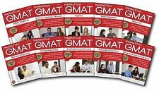 Manhattan GMAT Complete Strategy Guide Set by Manhattan GMAT Staff (6th Edition)